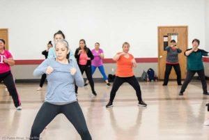 Fitness @ Veterans Memorial Hall | Richmond | California | United States